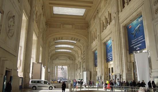 Ristrutturazione Stazione Centrale di Milano <BR/>(2008)