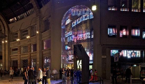Riconversione Ex Cinema Excelsior Milano <BR/>(2010)
