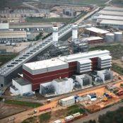 Costruzione Centrale a Ciclo Combinato 800 MW- Modugno - Bari <BR/>(2007-2009)