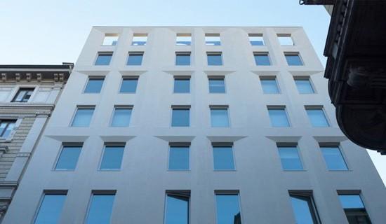 Riqualificazione Immobile in Via San Nicolao - Milano <BR/>(2013)