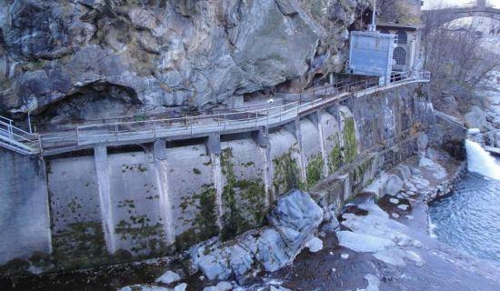 Studio di Fattiblità Revamping Centrale idraulica Pont San Martin  <BR/>(2010)