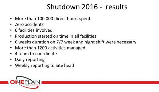 GSK Vaccines -  Site Shutdown <BR/>(2015-2018)